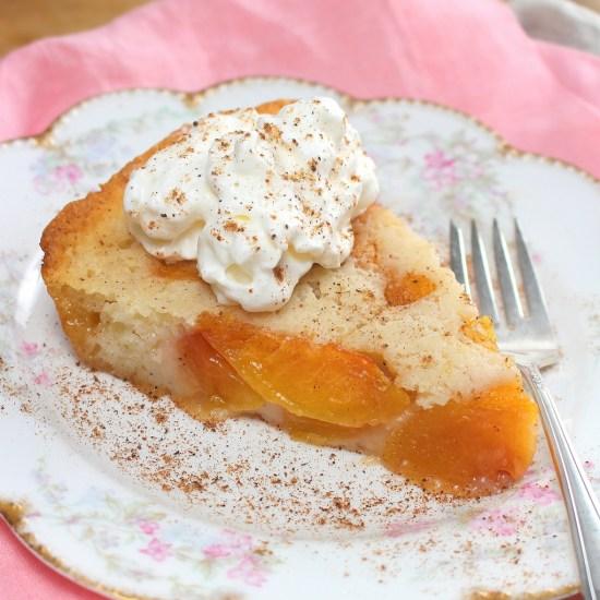 Fresh Peach Buckle
