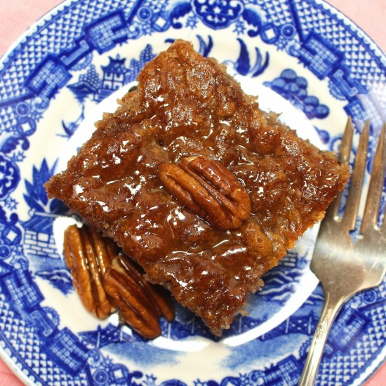 Laura's Old-Fashioned Prune Cake