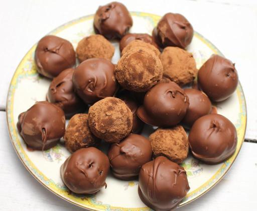 Oreo Truffles