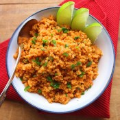 Potsie's Mexican Rice