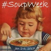 #SoupWeek