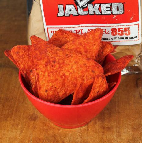 Doritos Jacked Mystery Test Flavors