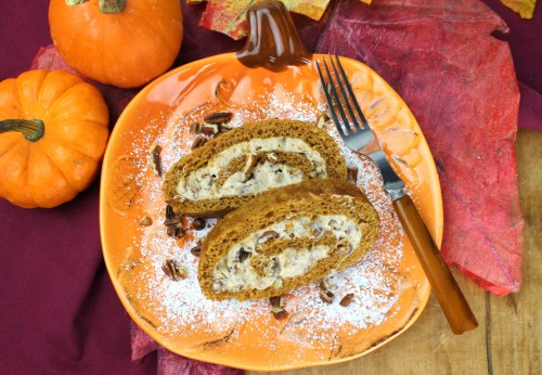Amish Pumpkin Roll