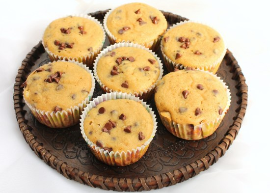 Cappuccino Chip Muffins