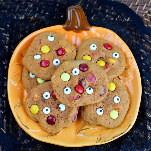 Eerie Eyeball Cookies