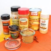 Pumpkin Pie Spice