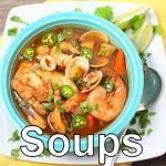 Soups, Stes & Chili
