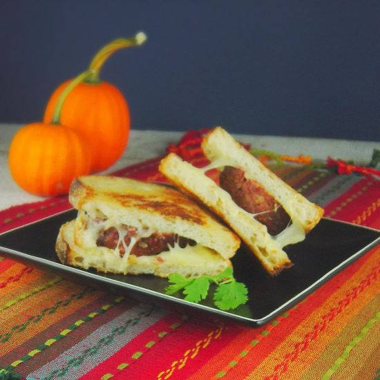 Sauerkraut Roll Sandwich