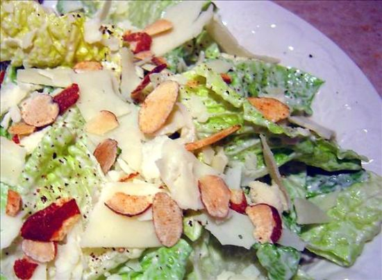 Quick and Simple Caesar Salad