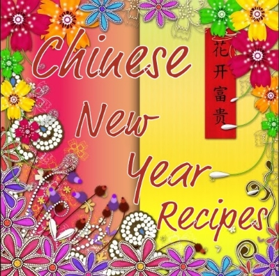 chinese new year recipes