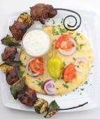 Shashlik - Grilled Lamb Kebabs