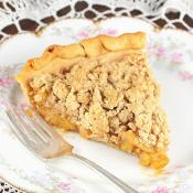 Splenda Dutch Apple Pie