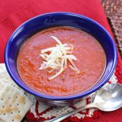 Winter Tomato Soup