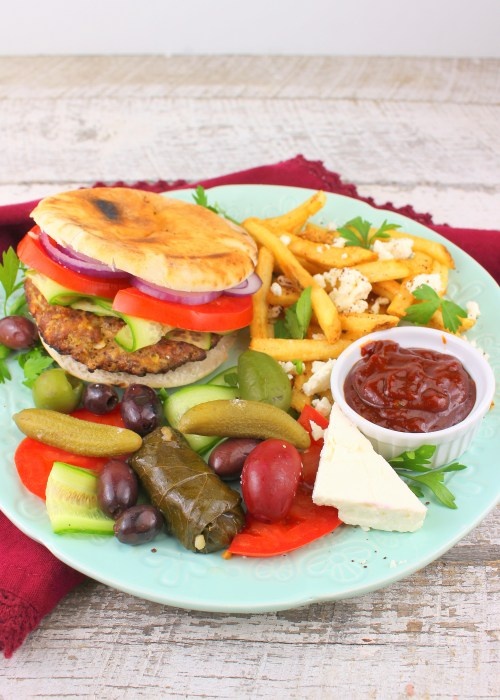 Kotlet Kubideh Burgers