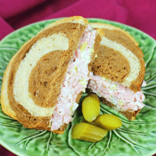 German Wurstsalat (Sandwich Spread)