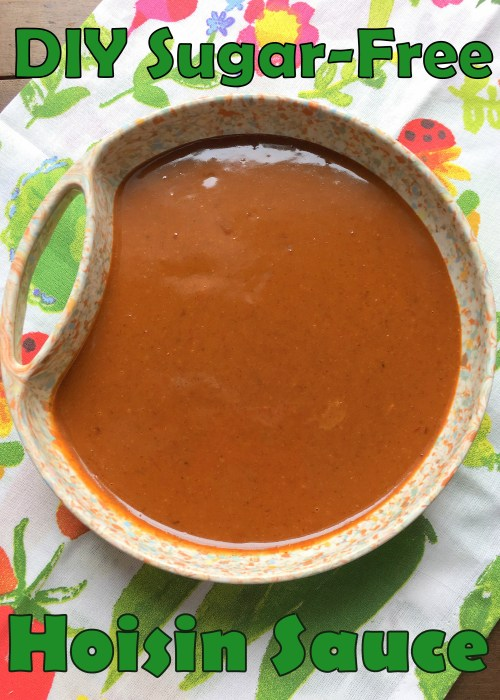 Sugar-Free Hoisin Sauce