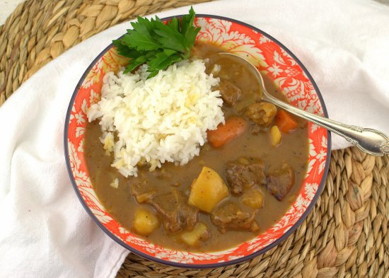 Japanese Beef Curry (Kare Raisu)