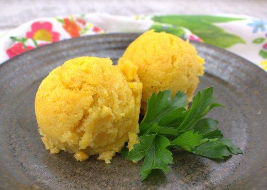 Sweet Corn Cake (Tamalitos