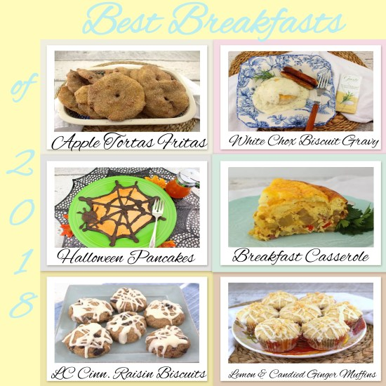 best breakfast recipes of 2018