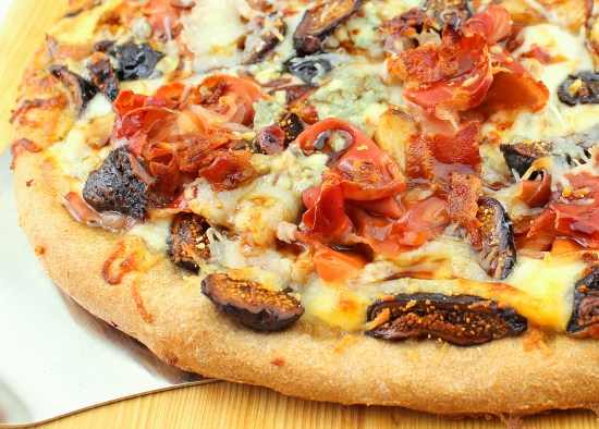 Porky Fig Pizza