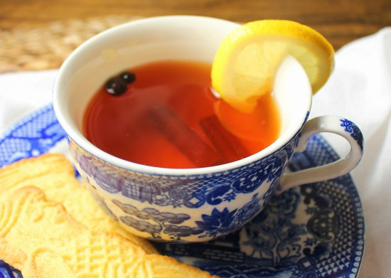 Jamaican Tea Toddy