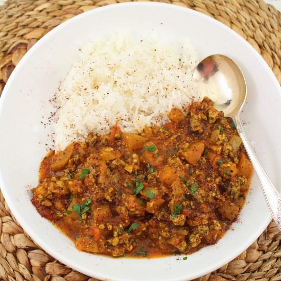 Vegan Khoresh Bademjan