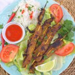 Cambodian Beef Sticks