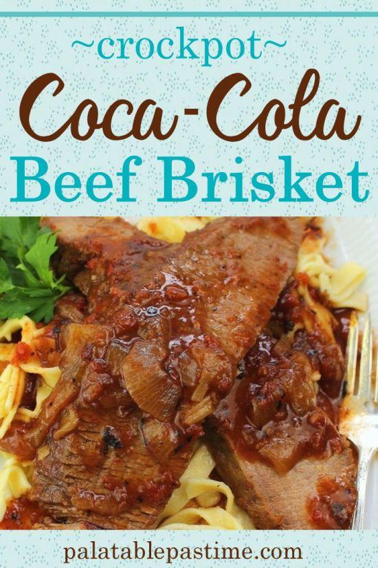 CrockpotCoca-Cola Brisket