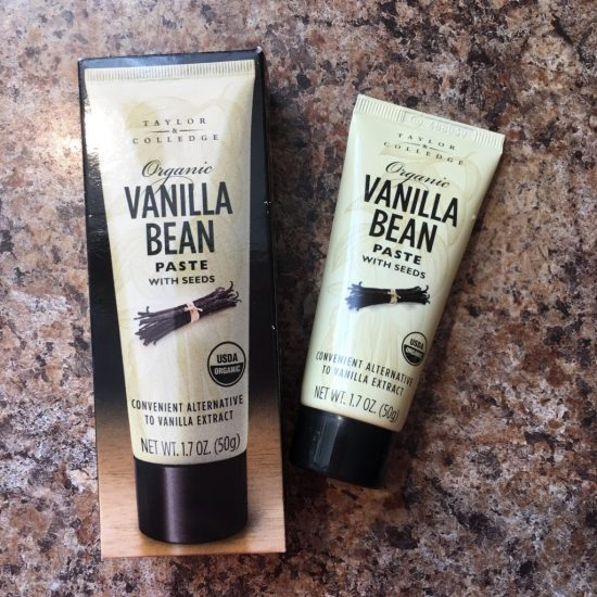 Taylor & Colledge Vanilla Paste