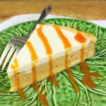 Layered Pumpkin Cheesecake Pie