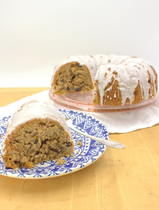 Applejack Bundt Cake