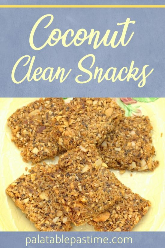Coconut Clean Snacks