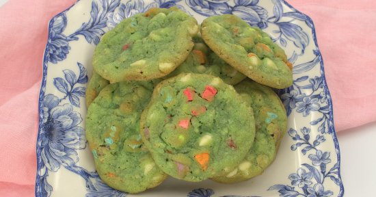 Leprechaun Charms Cookies