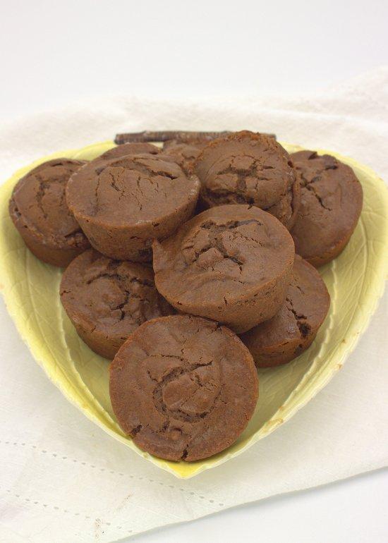 Chocolate Chip Nutella Muffins