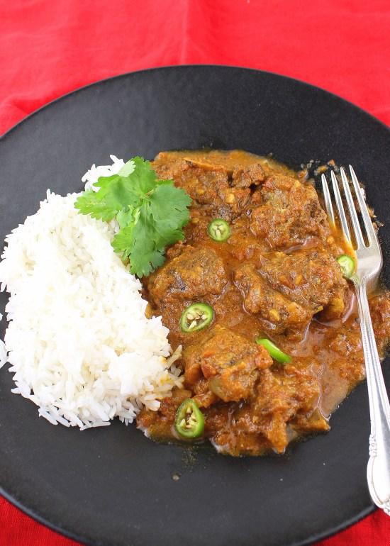 Punjabi Goat Curry