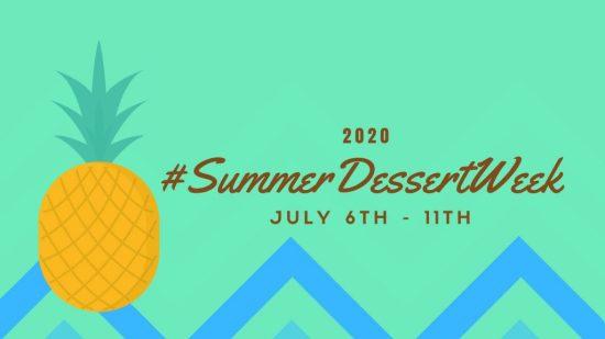 Summer Desserts Week