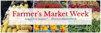 Farmer's Market Week