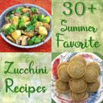 Summer Favorite Zucchini Recipes