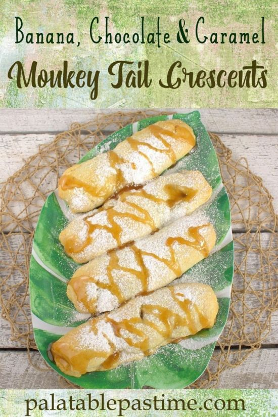 Monkey Tail Crescent Rolls