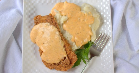 Chicken Fried Turkey Cutlets