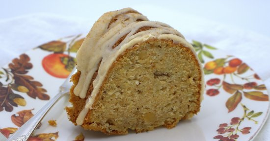 Mrs. Wilkes Apple Bundt Cake