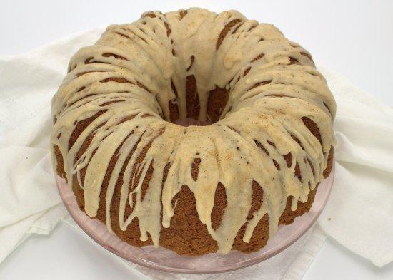 Mrs. Wilkes Apple Bundt Cake