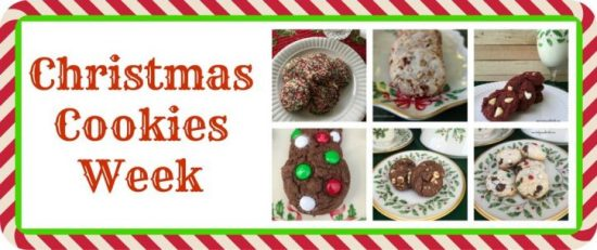 Christmas Cookies Week banner