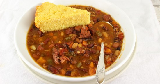 15 Bean Soup (Instant Pot)