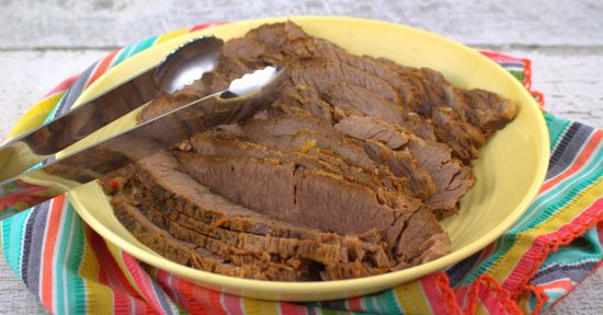 Dr. Pepper Brisket (Instant Pot)