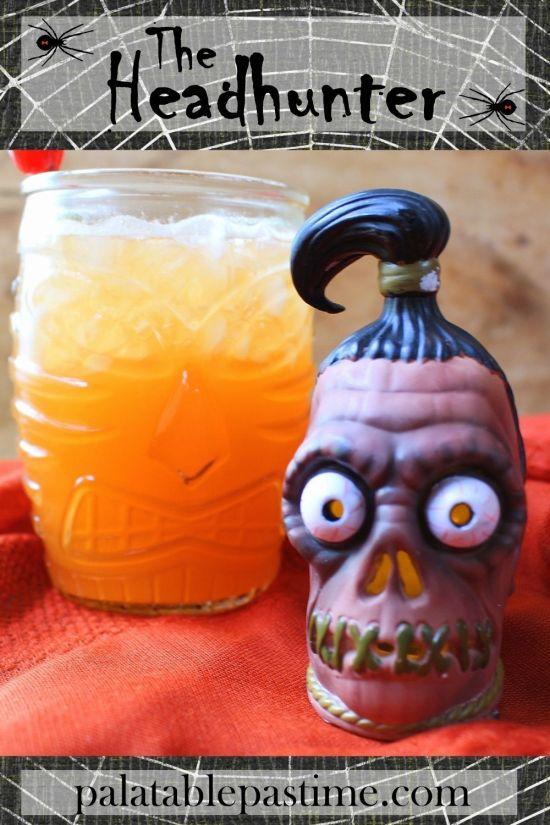 Headhunter Cocktail