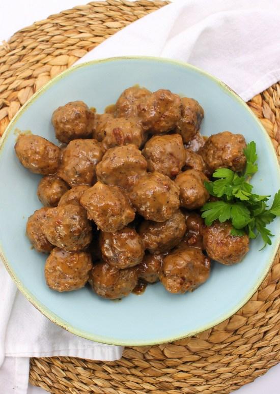 Helga's Meatballs