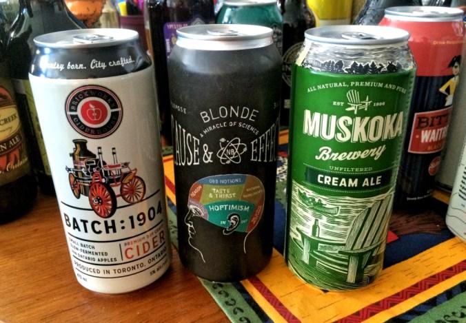 Brickwords Cider Nickel Brook Brewery Muskoka Brewery