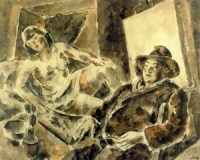 2015 06 Carlos Bernárdez Arturo Souto, _O pintor Diego Rivera_ 1932