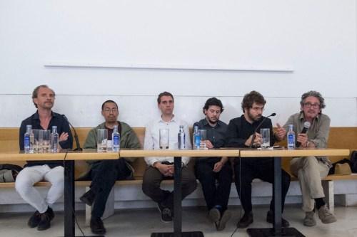 Xacobe Meléndrez Fassbender presentación